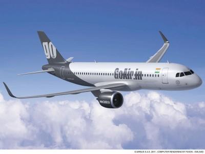 A320neo GoAir
