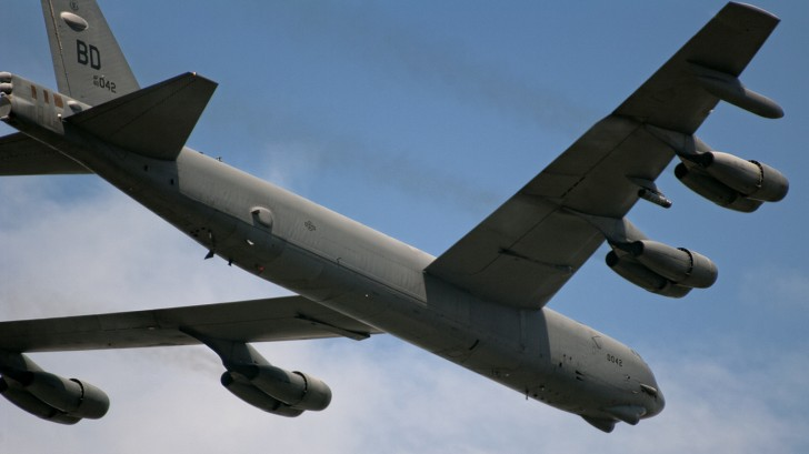 Boeing B-52H Stratofortress 60-0042 USAF