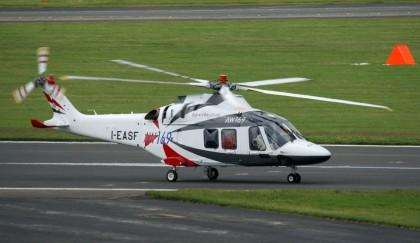 Agusta Westland AW169, I-EASF
