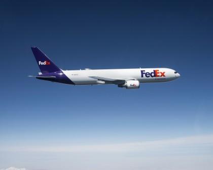 Fedex 767 Freighter