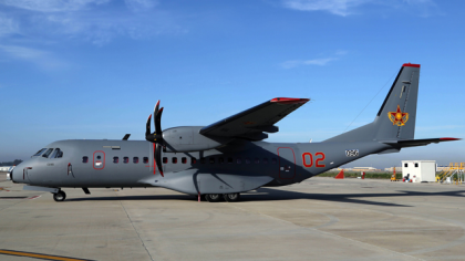 C295 Kazakhstan Air Defence Forces