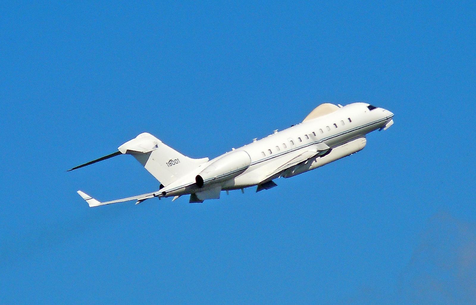 E-11A 11-9001 USAF