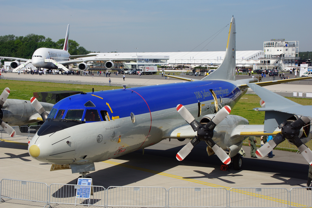 Lockheed P-3C Orion 60+01 German Navy