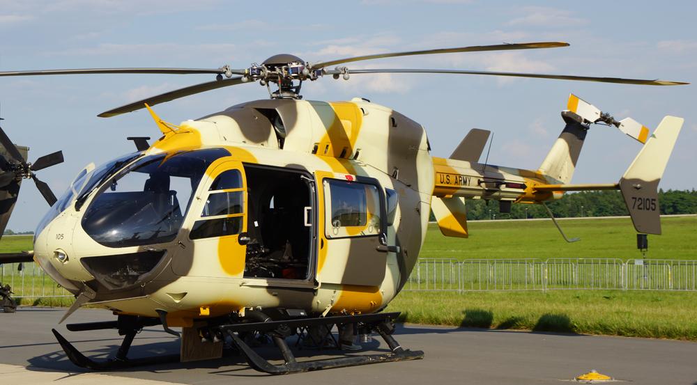 UH-72A 07-2105 US Army agressor cs