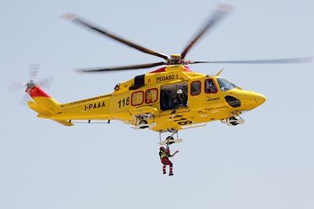 AW139 SAR