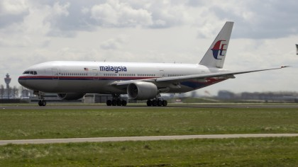Boeing-777-2H6ER 9M-MRHMalaysia Airlines