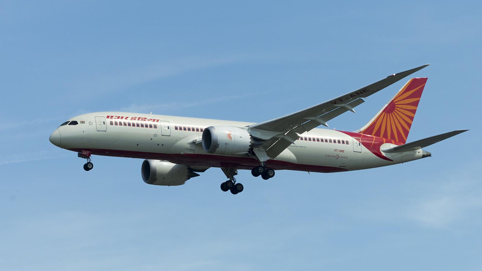 Boeing 787-8 Air India VT-ANE