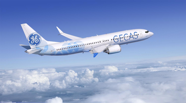 GE Boeing 737-800