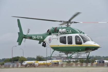 Bell 429 OM-BYM Slovakian Police
