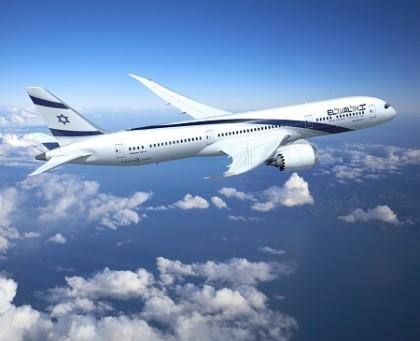 787 Dreamliner EL AL Israel Airlines