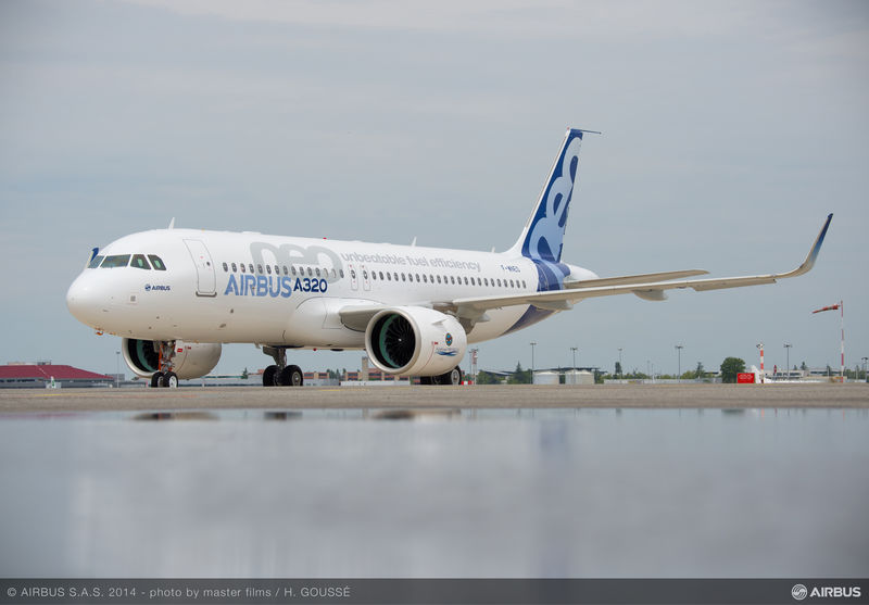 CALC orders 50 A320neo aircraft – AVIATIONNEWS EU