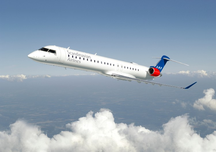 CRJ900 CityJet SAS
