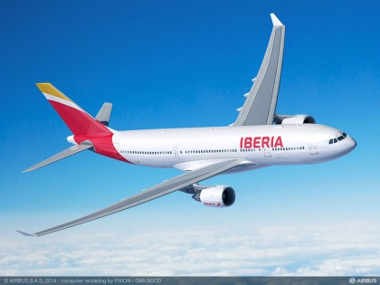 A330-200 Iberia