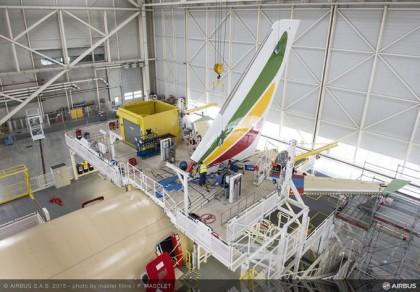 Ethiopian Airlines A350 XWB