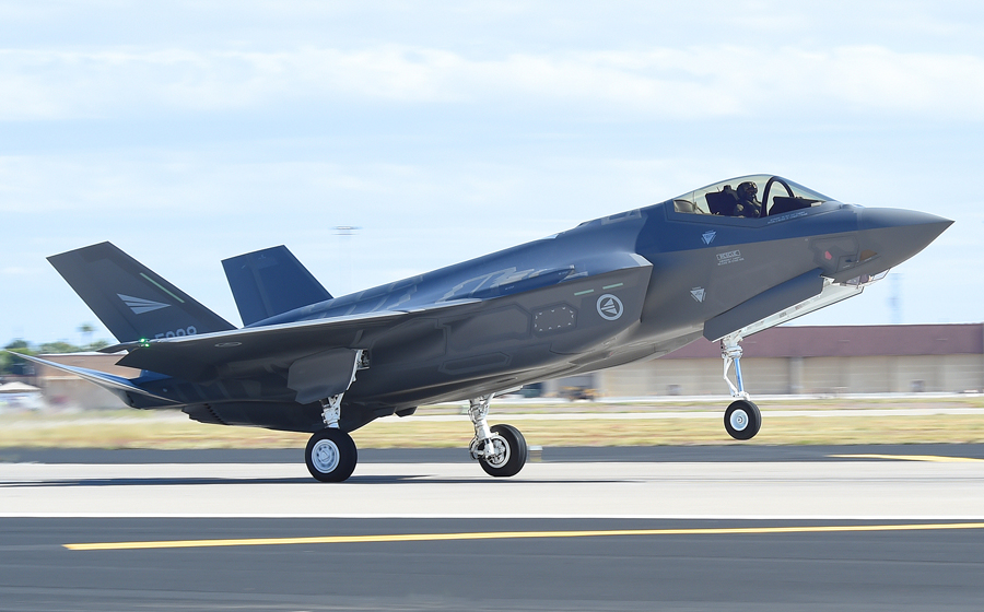 F-35A Norway