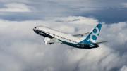 737MAX First Flight