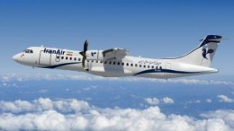 ATR 72-600 Iran Air