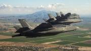 F-35A's at Luke AFB