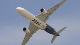 Airbus A350-941 F-WWCF Airbus
