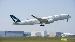 A350-900 Cathay Pacific Airways