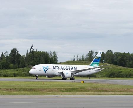 Air Austral 787 Dreamliner