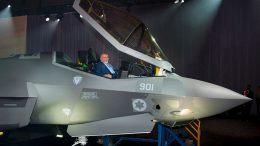 F-35A Adir Israeli Air Force