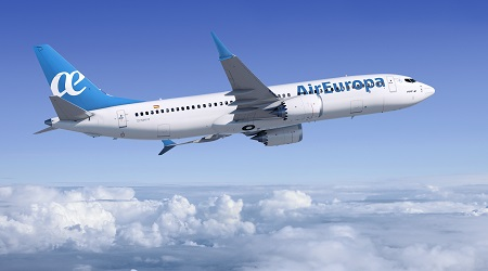 737 MAX 8 Air Europa