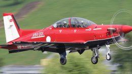 Pilatus PC-21 Royal Australian Air Force A54-001