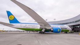 787-8 Uzbekistan Airways