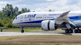 787-9 ANA 50th 787 Dreamliner