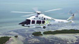 H175 Transportes Aéreos Pegaso XA-ZTC