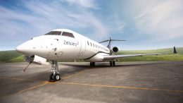 Global 6000 Zetta Jet Grows
