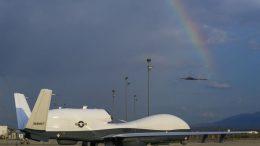 MQ-4C Triton UAS US Navy 168457