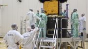 PerúSAT-1 satellite