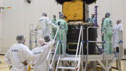 PerúSAT-1 satellite
