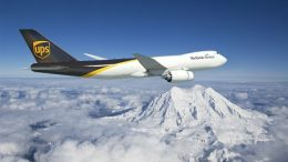 747-8 Freighter UPS