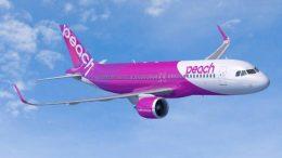 A320neo PEACH