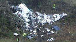 LAMIA Airlines BAe 146 soccer plane that crashed in Colombia