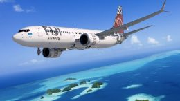 Fiji Airways 737 MAX 8