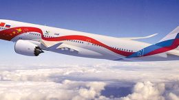 Long-Haul jet Russia and China