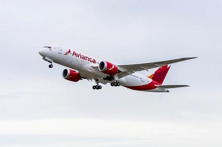 787-8 Avianca