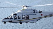 AW139 Italian Customs and Border Protection Service