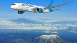 Air Tanzania 787