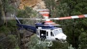 Bell412EPI New South Wales Police Force