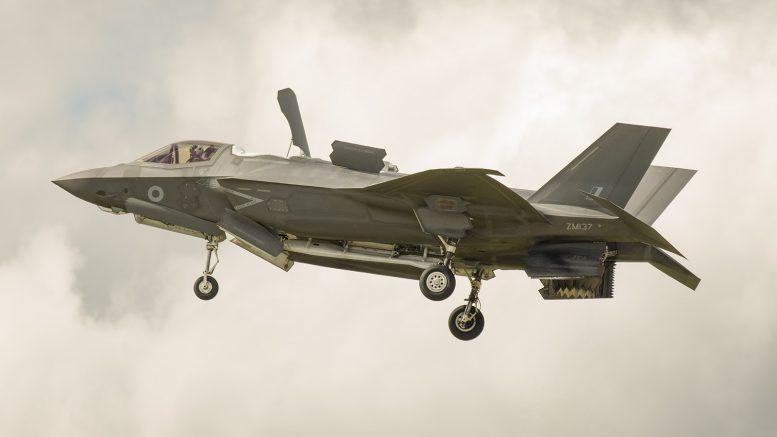 Lockheed Martin F-35B Lightning II ZM137 RAF s