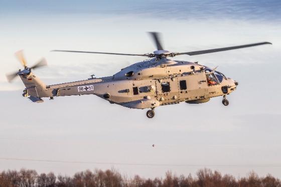 NH90 Sea Lion German Navy