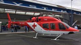 Bell 429 HEMS OM-ATR