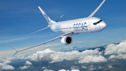 GECAS 737 MAX