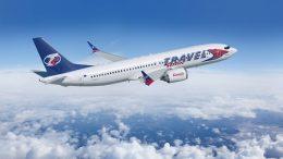 Travel Service 737 MAX 8