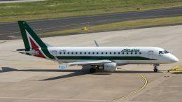 Embraer ERJ-175STD EI-RDF Alitalia